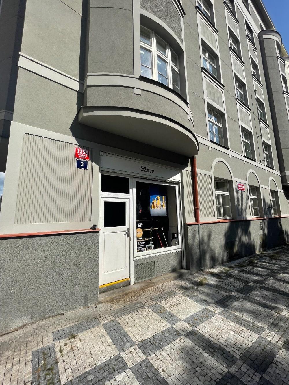 Lobster Design Studio, Letná, Praha